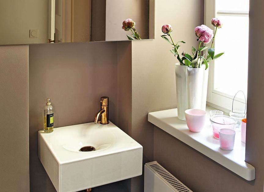 Gästetoilette Waschbecken Gäste Wc Ideen