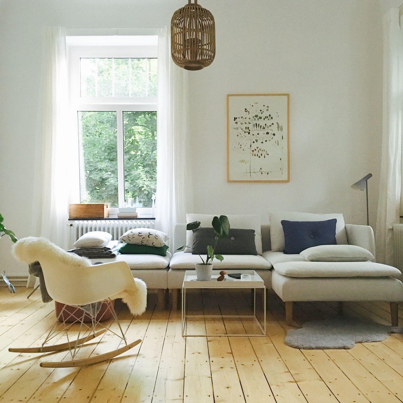 Gebraucht Ikea Sessel Gelb