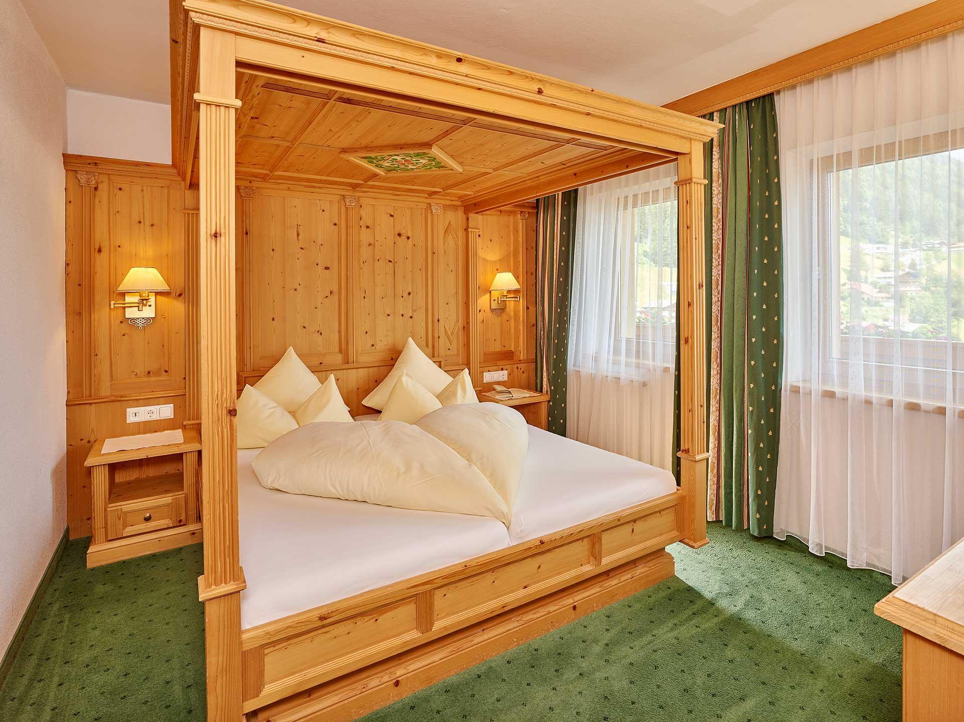 Gemütliche Sitzecke Schlafzimmer