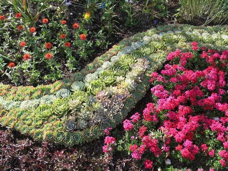 Gestalten Gartenbeet Anlegen