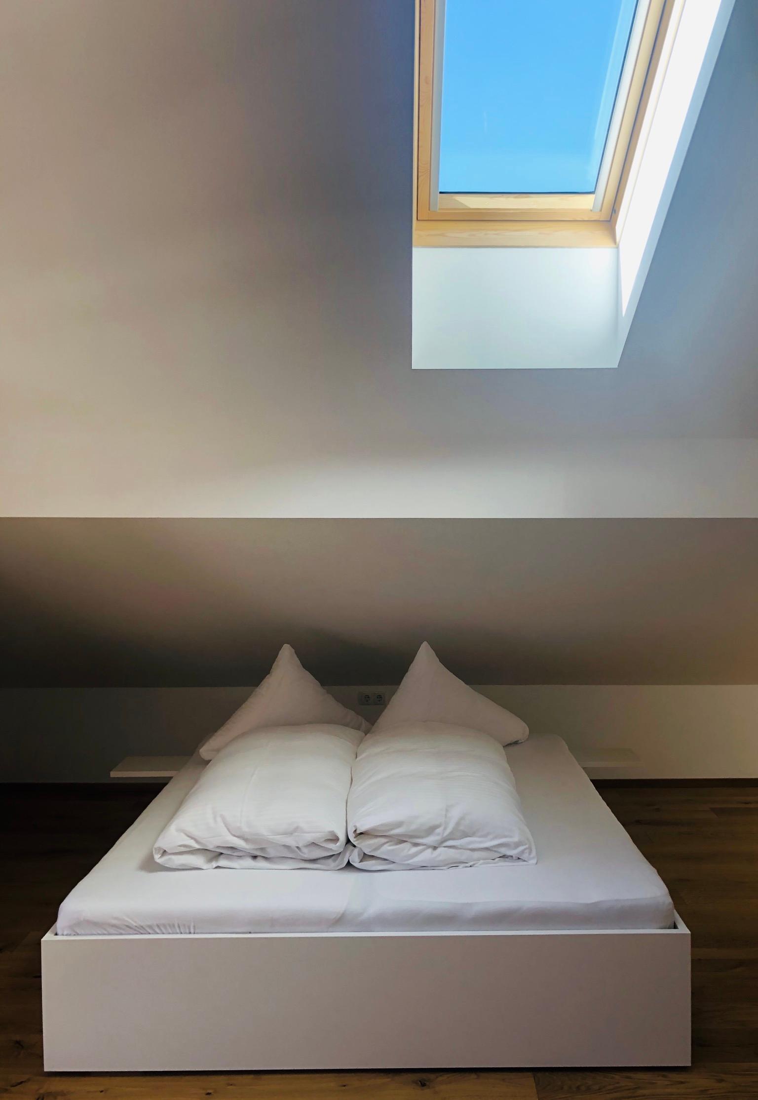 Gestaltung Schlafzimmer Ideen Dachschräge