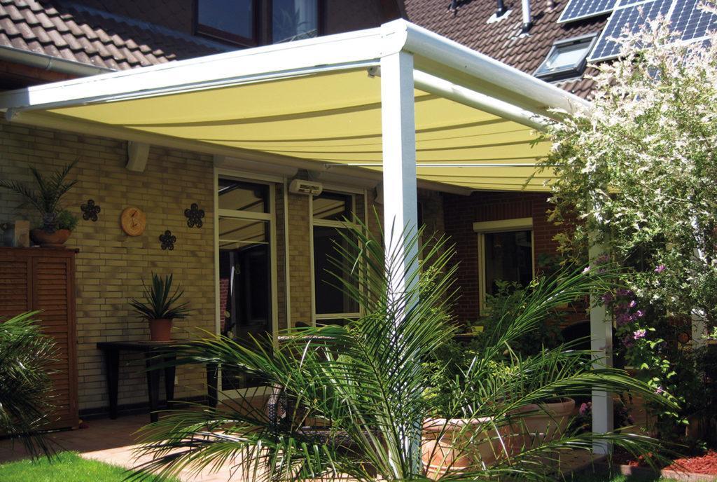 Gestaltung Sichtschutz Terrasse Ideen