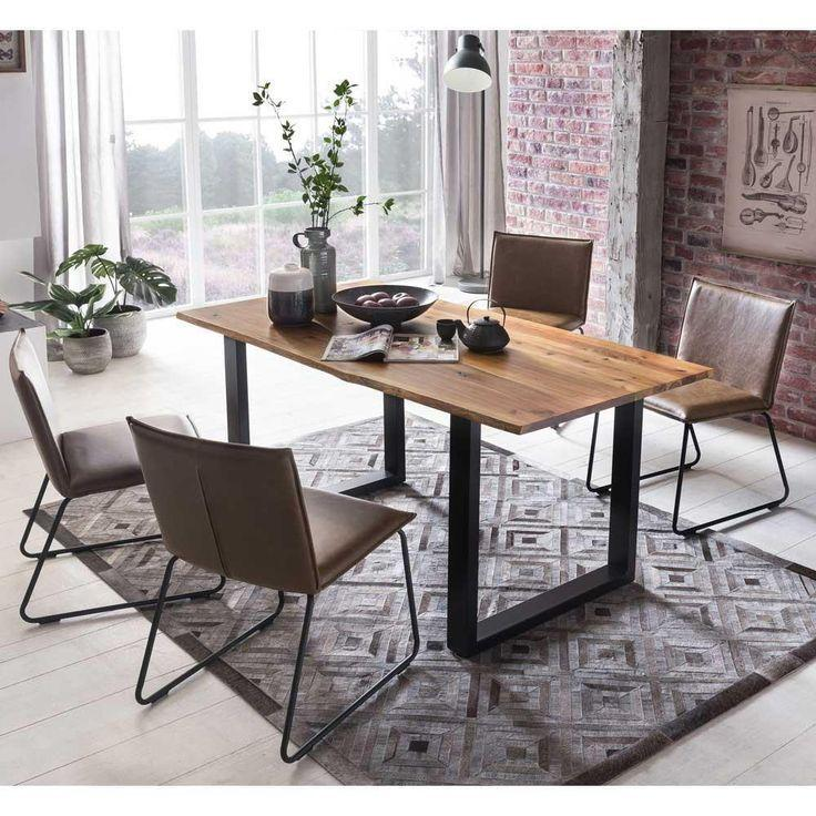 Glas Esstisch Mit Stühlen