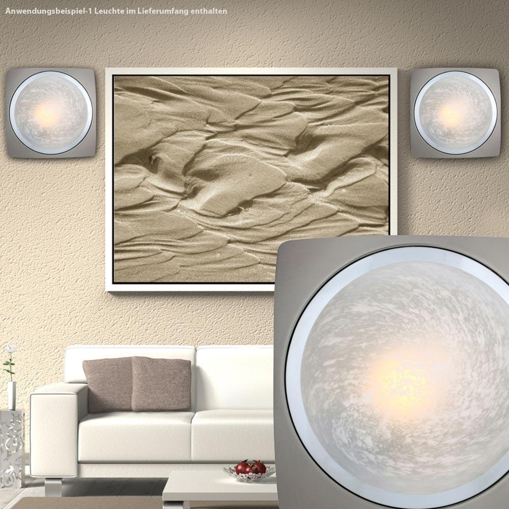 Glas Lampe Esstisch