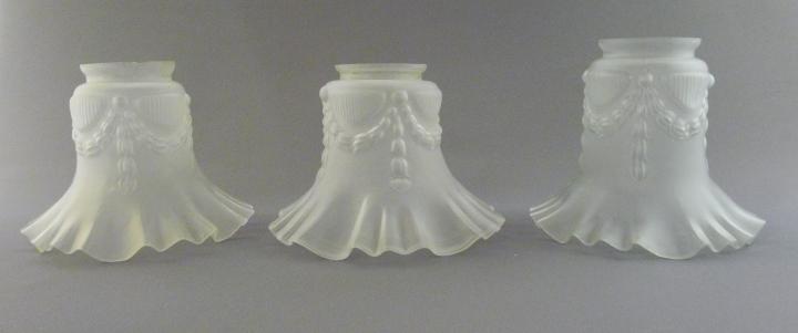 Glas Lampenschirm Jugendstil