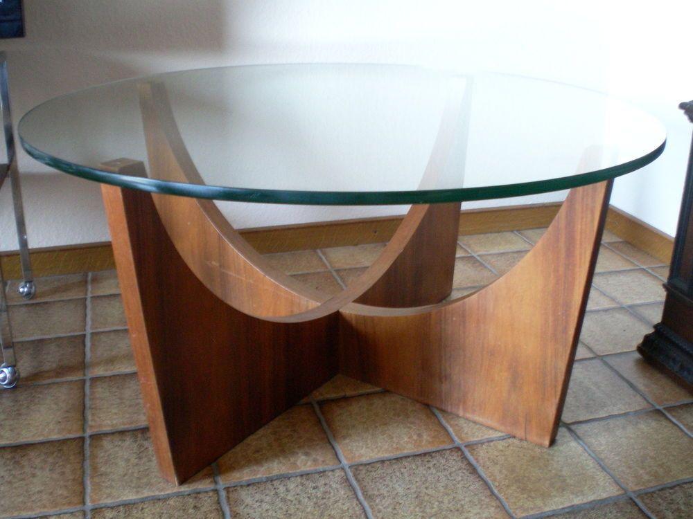 Glastisch Wohnzimmer Design