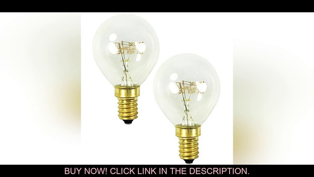Glühbirne E14 40w