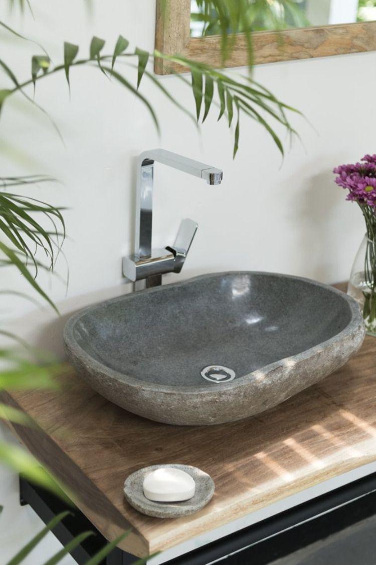 Granit Waschbecken Badezimmer