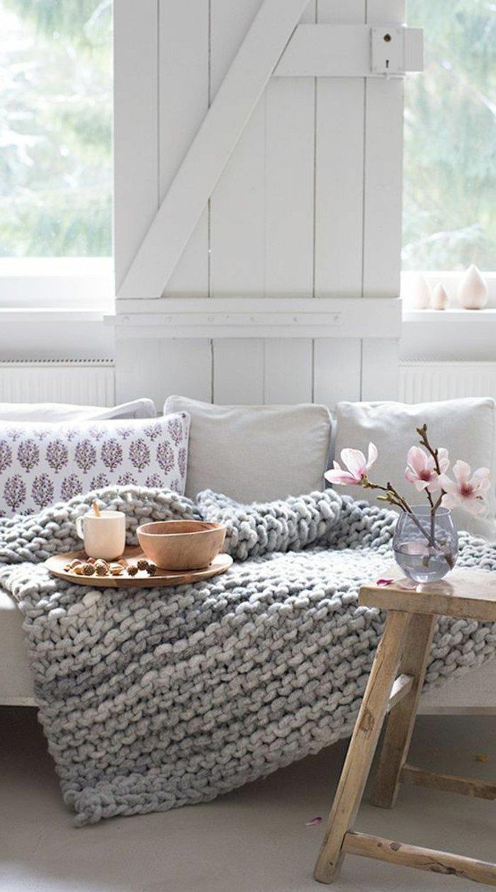 Grau Farbideen Wohnzimmer