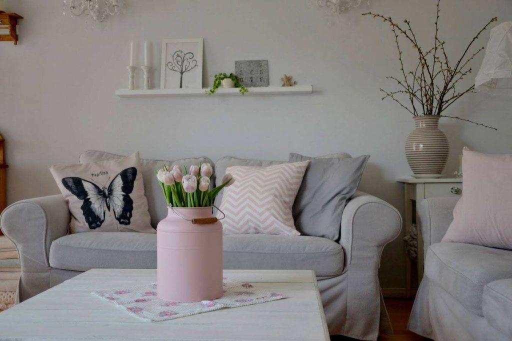 Grau Weiß Wohnzimmer Ideen