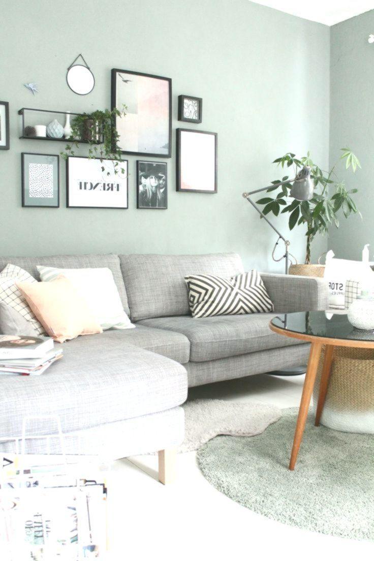Graue Wandfarbe Wohnzimmer