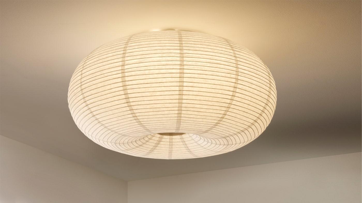 Große Deckenlampe Hängend
