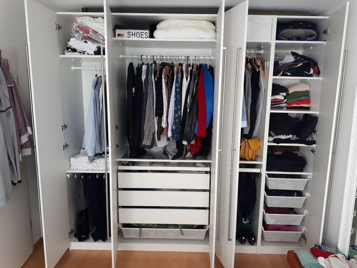 Großer Kleiderschrank Ikea
