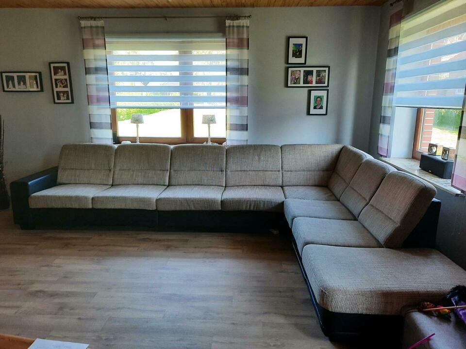 Großes Sofa L Form