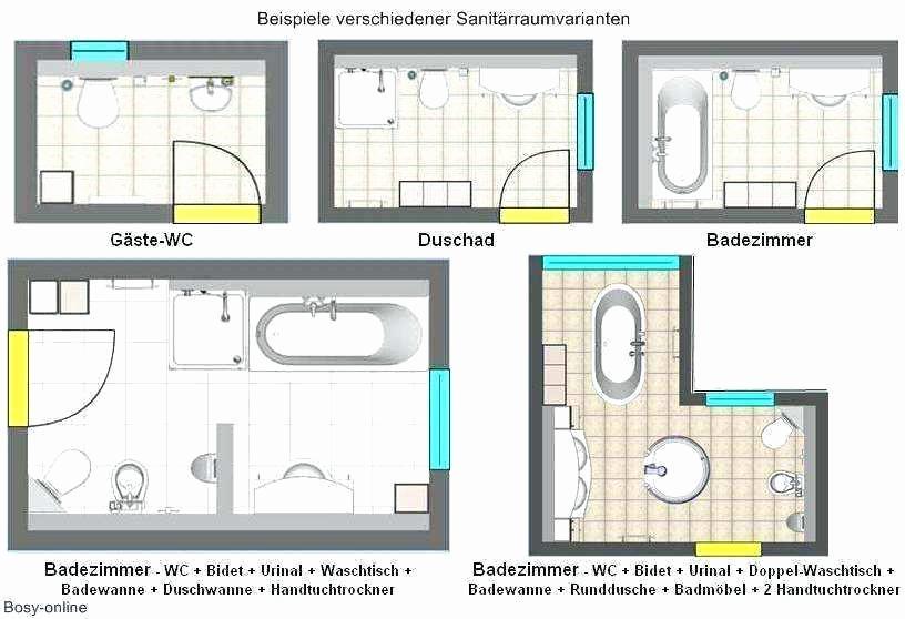 Grundriss Badezimmer 4 Qm