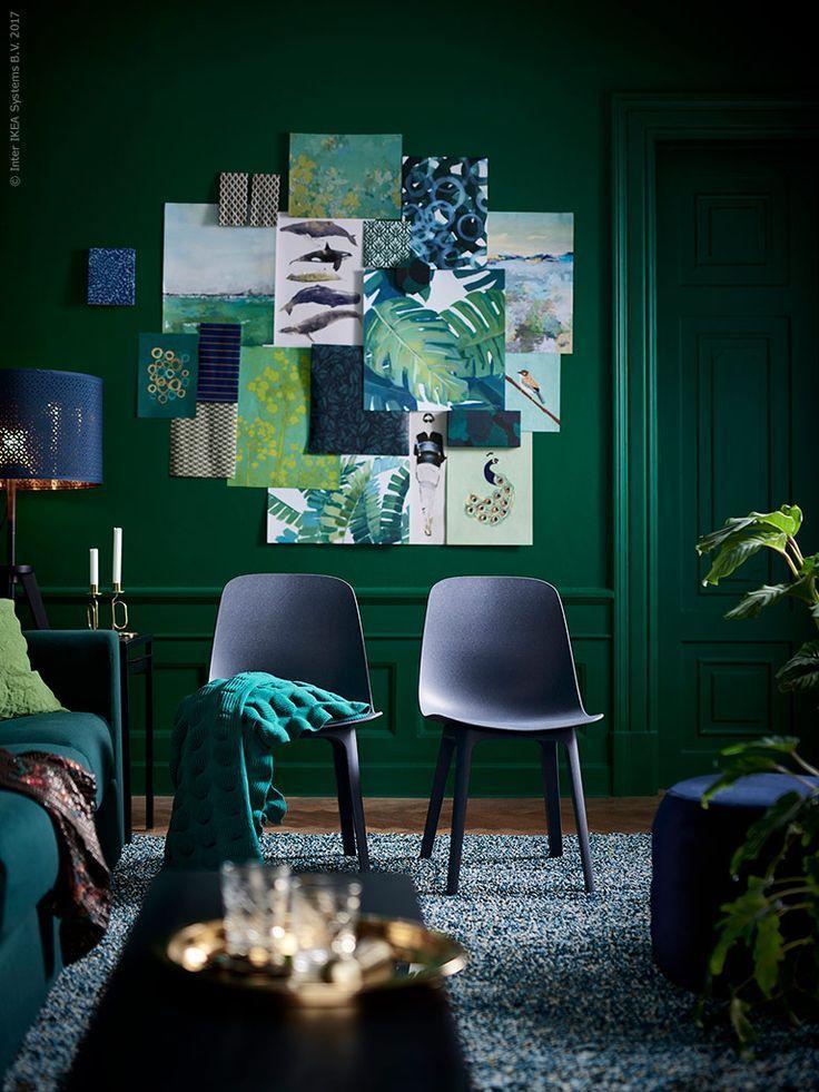 Grüne Stühle Ikea