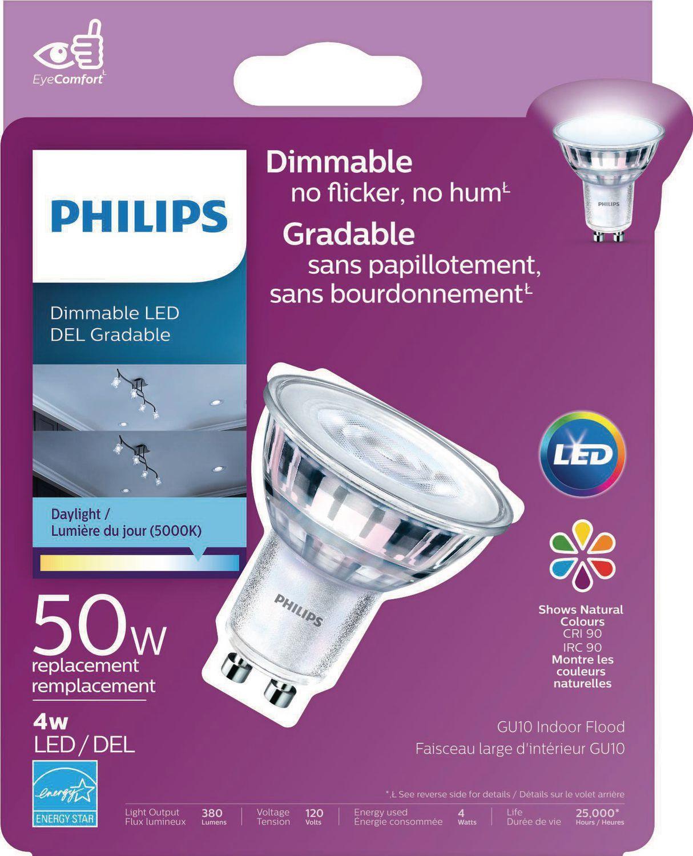 Gu10 50w Led Bulbs