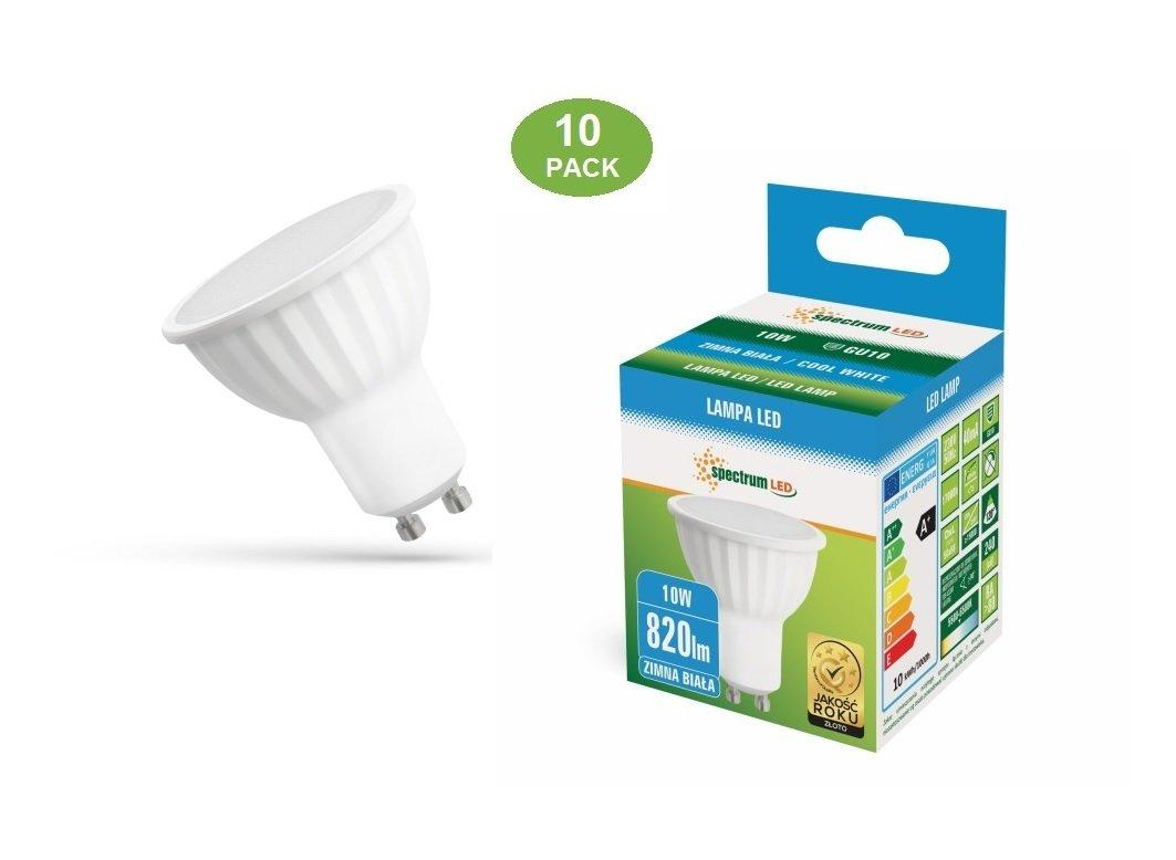Gu10 Led 10w Dimmable
