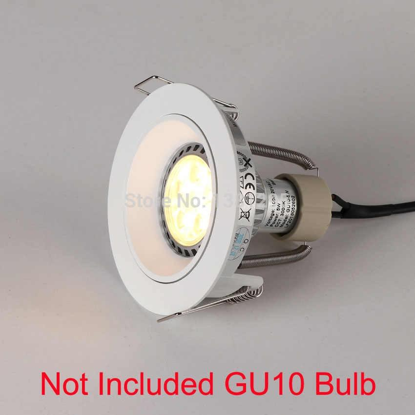 Gu10 Led Fitting