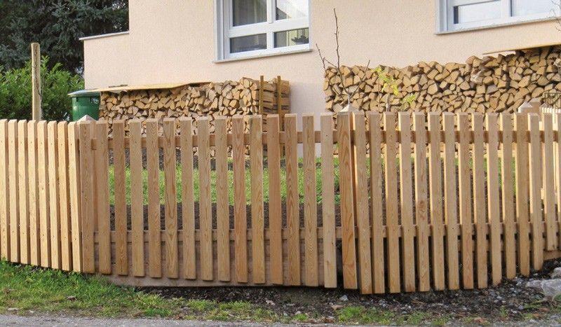 Günstig Zaunfelder Holz