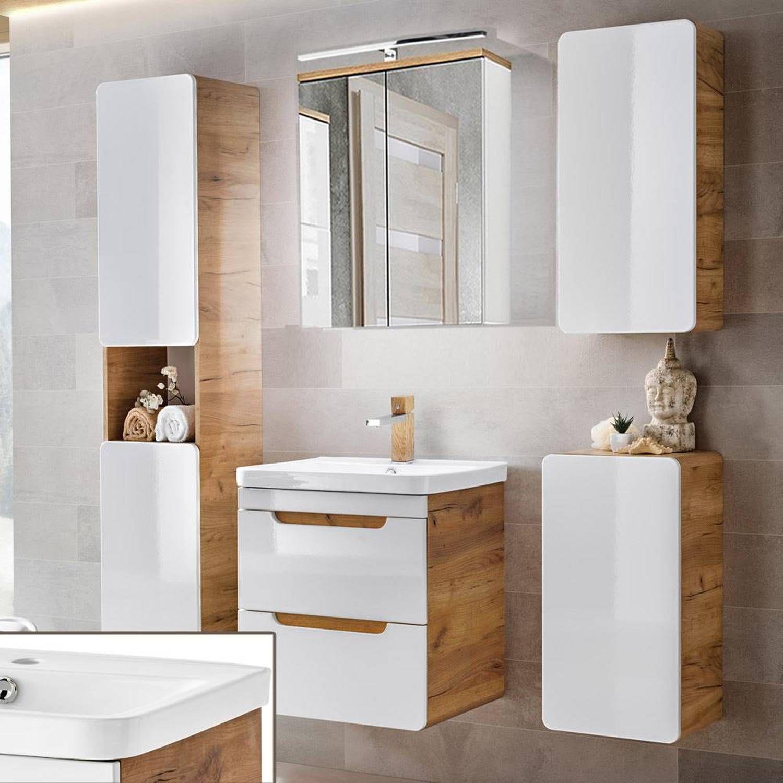 Günstige Badezimmermöbel Set