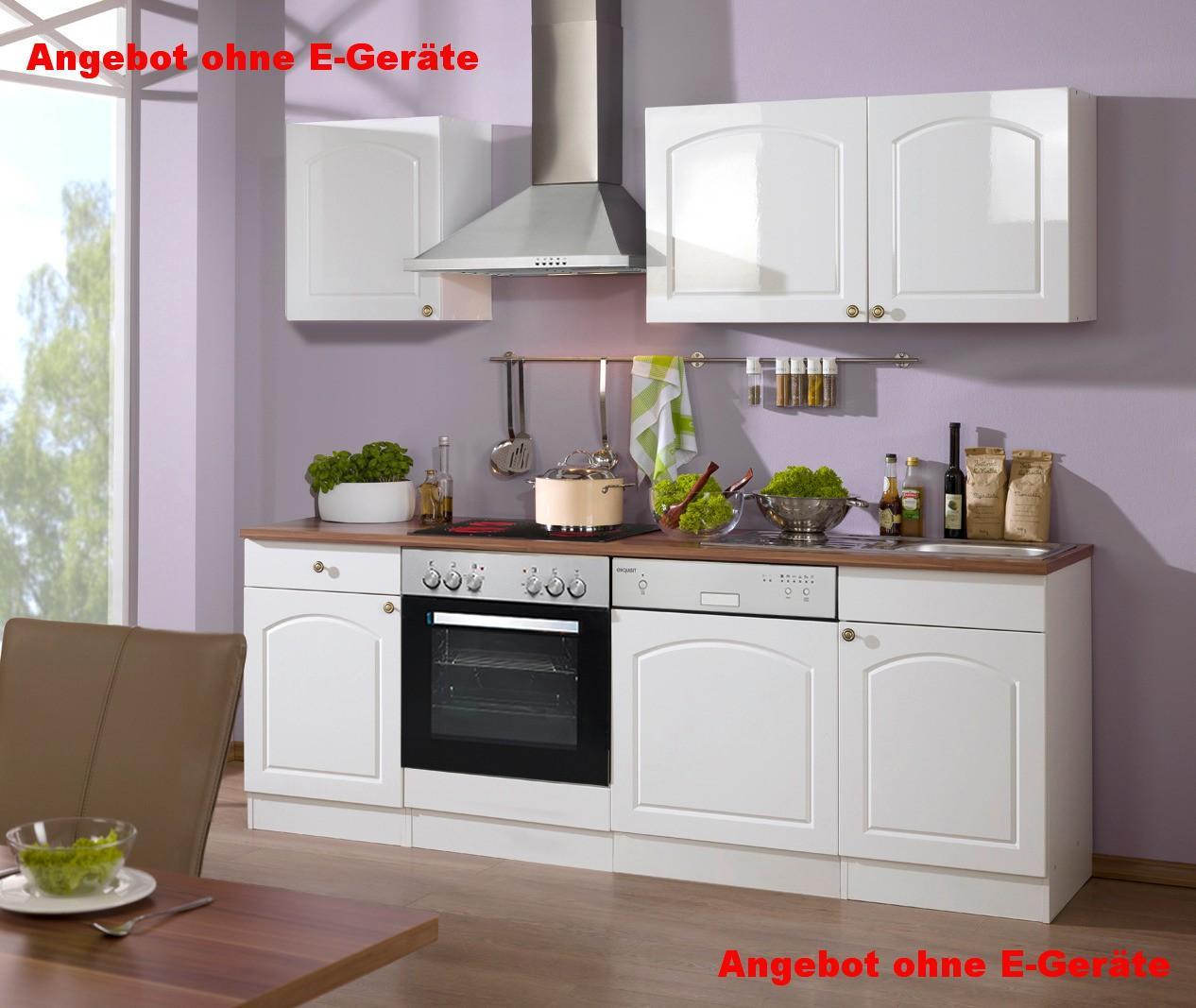 Günstige Einbauküche Mit Geräten