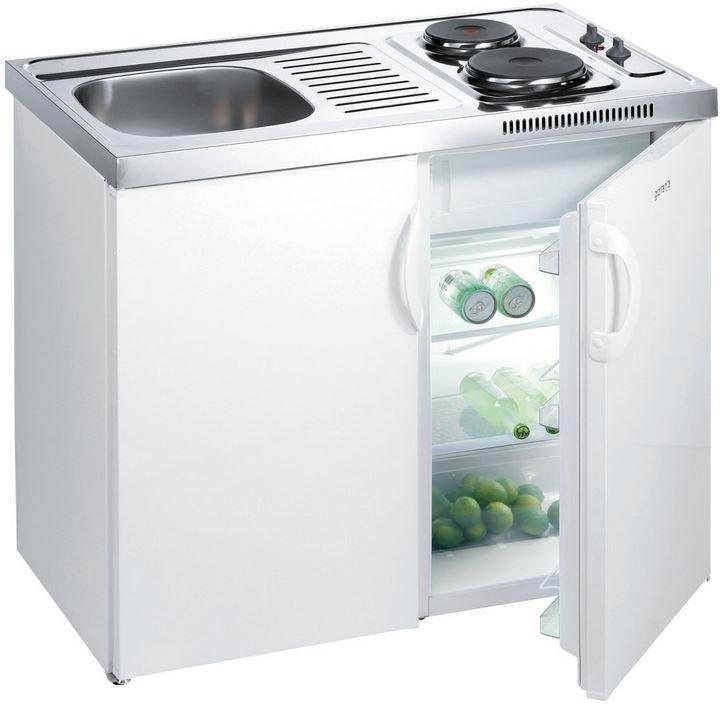 Günstige Singleküche Mit Geräten