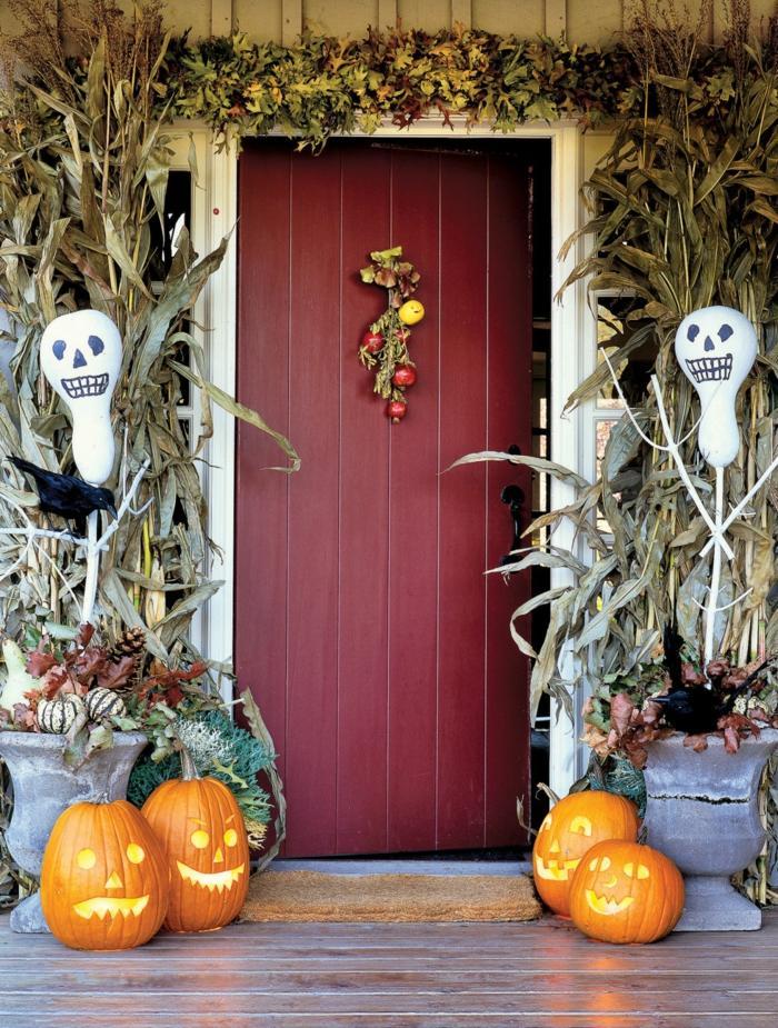 Halloween Deko Garten Diy
