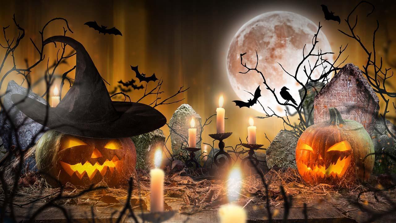 Halloween Deko Garten Selber Machen