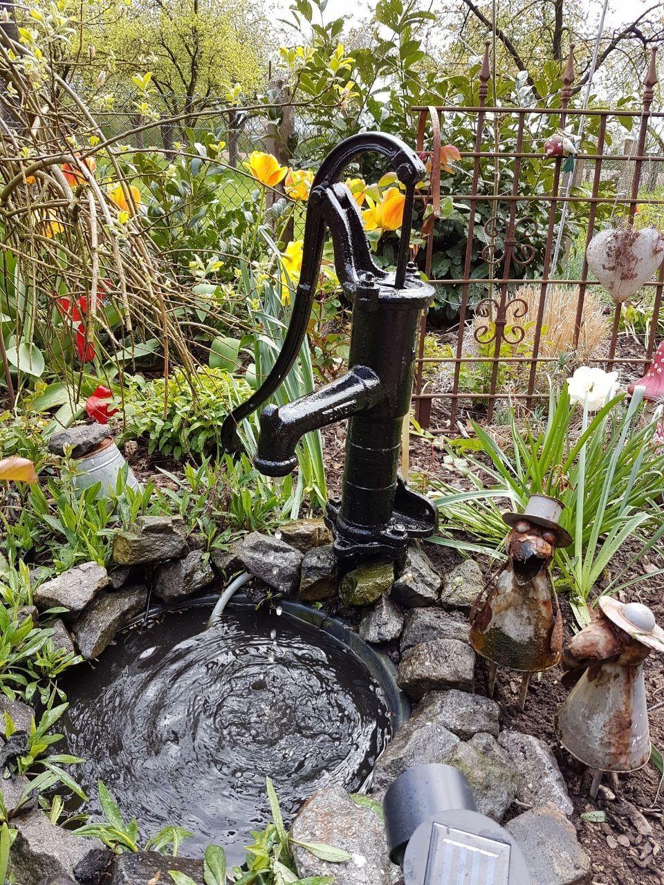 Handpumpe Für Brunnen