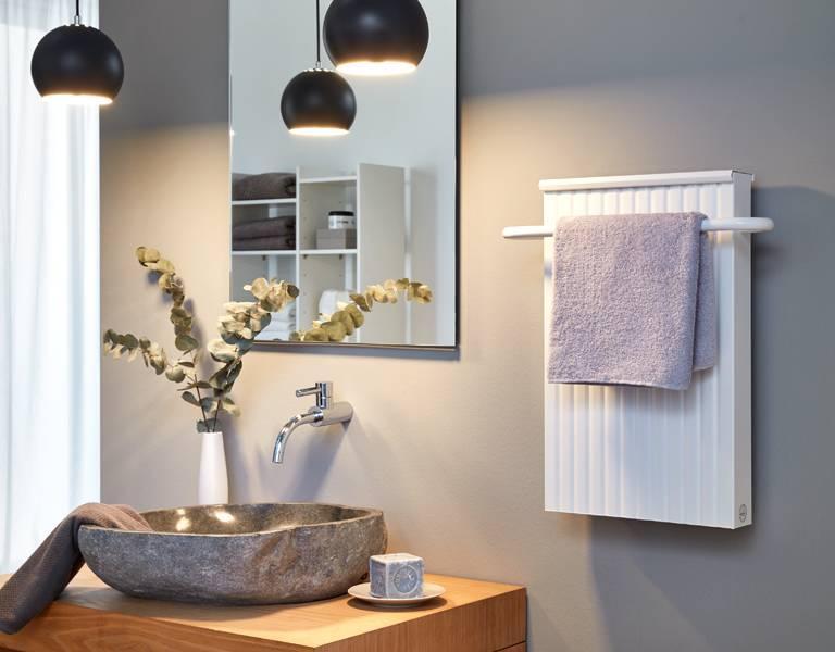Handtuchheizung Bad Elektrisch