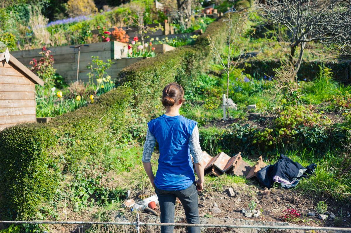 Hang Garten Gestalten Ideen