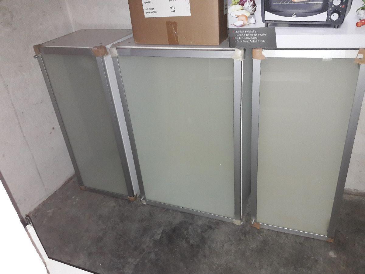 Hängeschrank Küche Glastüren Ikea
