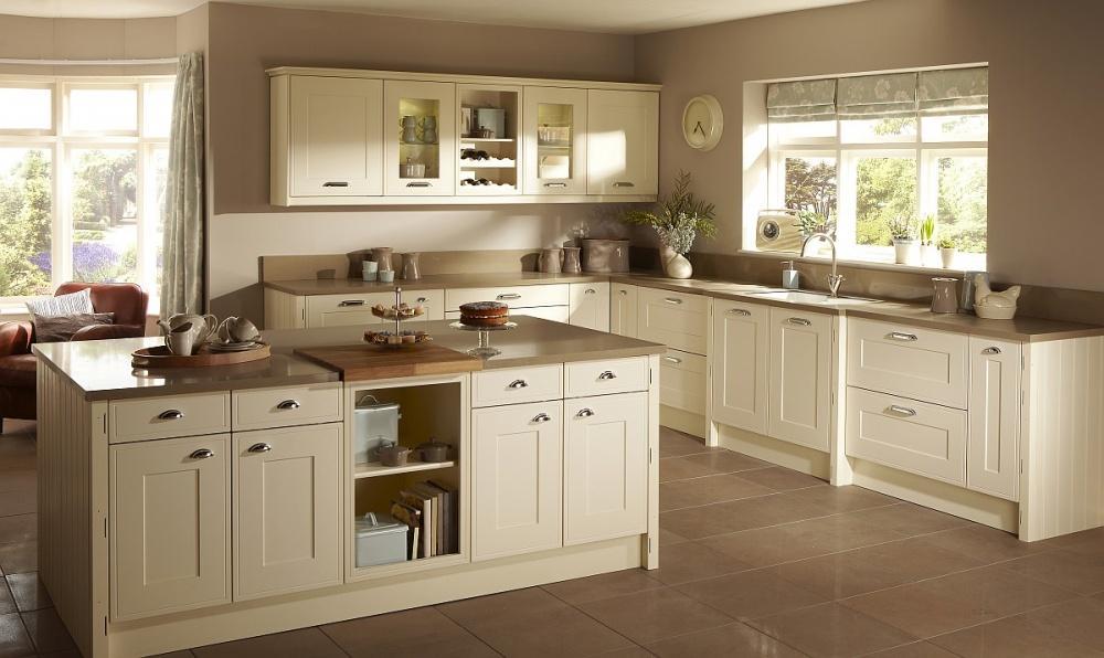 Hängeschränke Küche Landhausstil