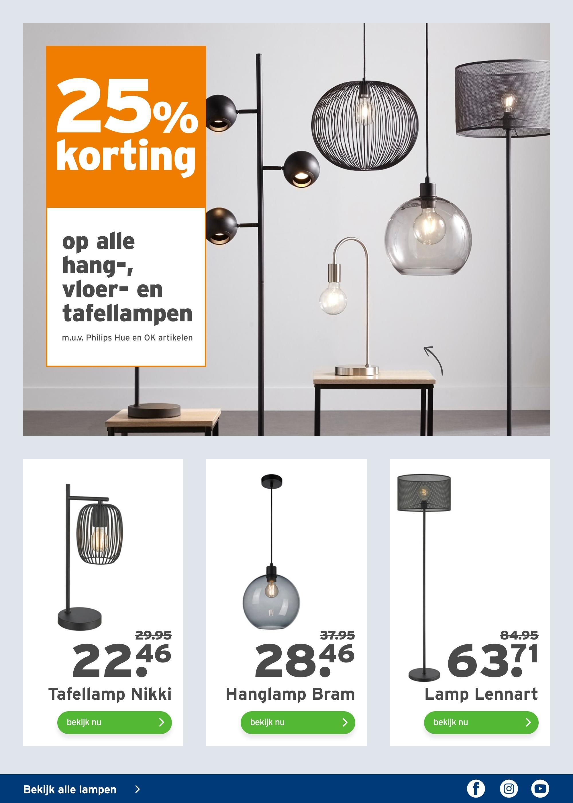Hanglamp Hornbach Lampen