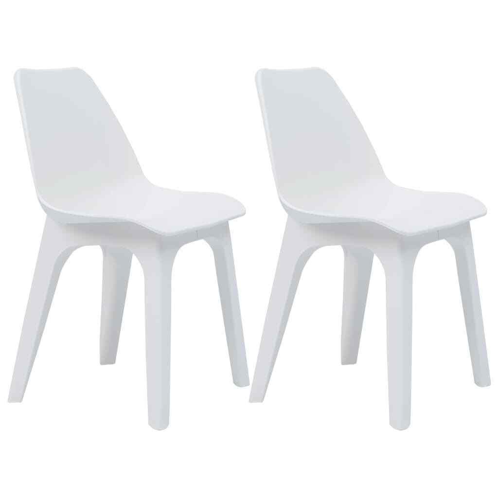 Hartmann Gartenstühle Kunststoff Blau