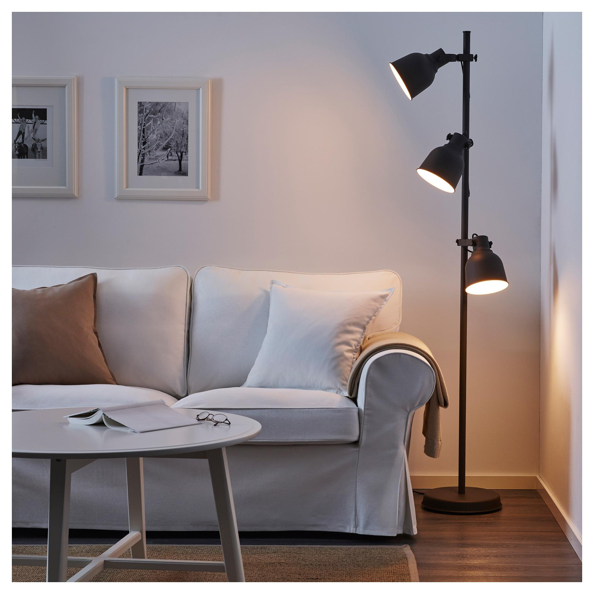 Hektar Ikea Standing Lamp