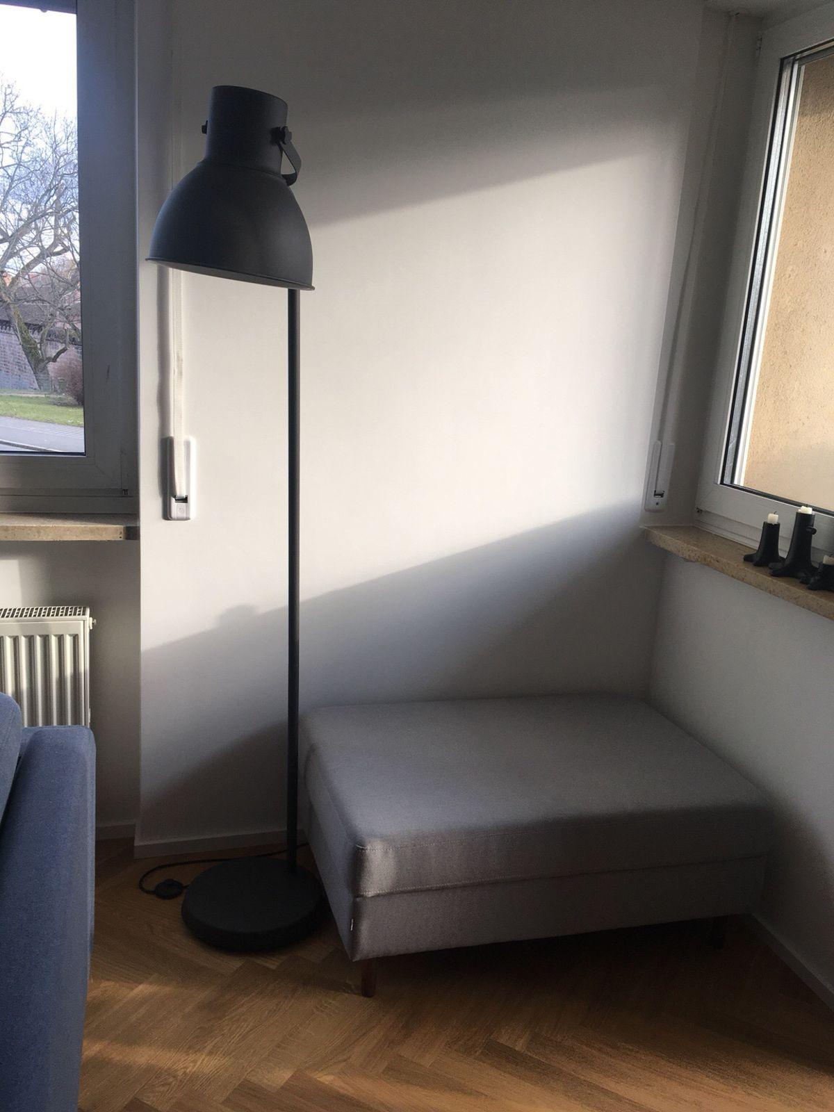 Hektar Ikea Stehlampe