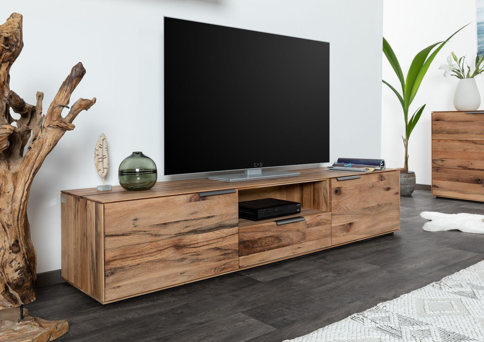 Hifi Rack Holz Massiv