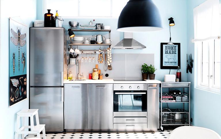 Hochglanz Küchen Von Ikea