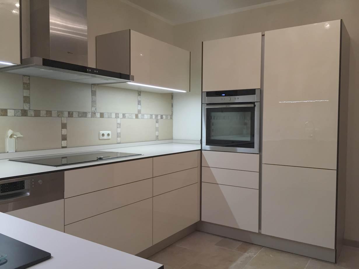 Hochschrank Küche Kühlschrank