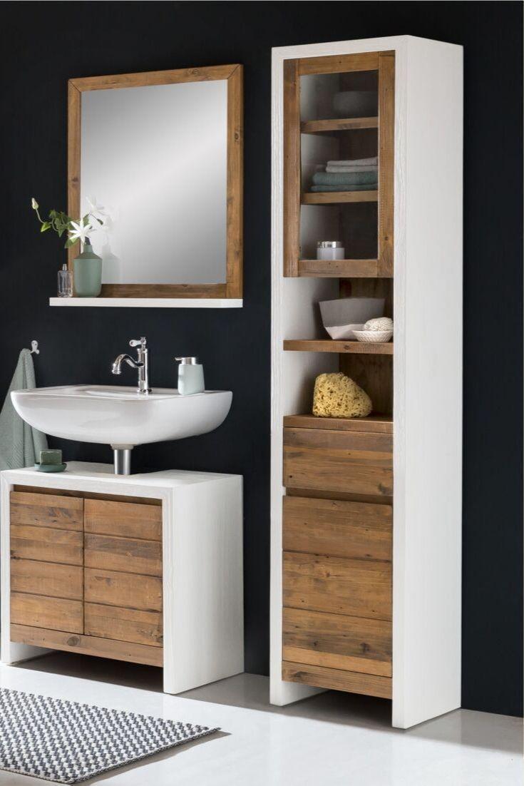 Hochschrank Schrank Badezimmer