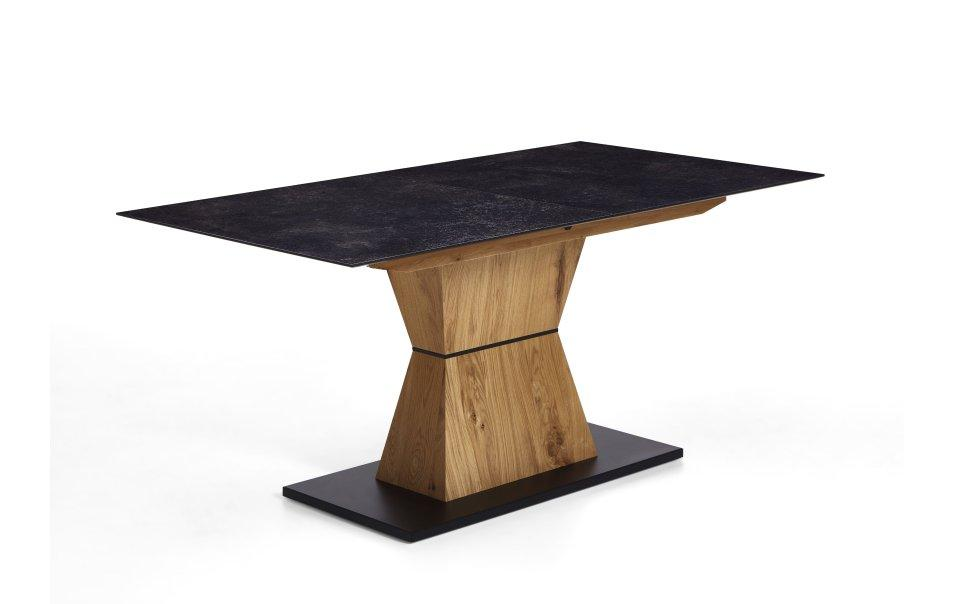 Holz Esstisch Ausziehbar Design