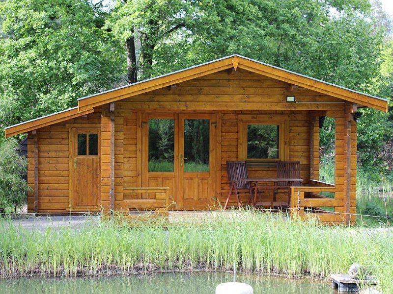 Holz Gartenhaus Blockhaus