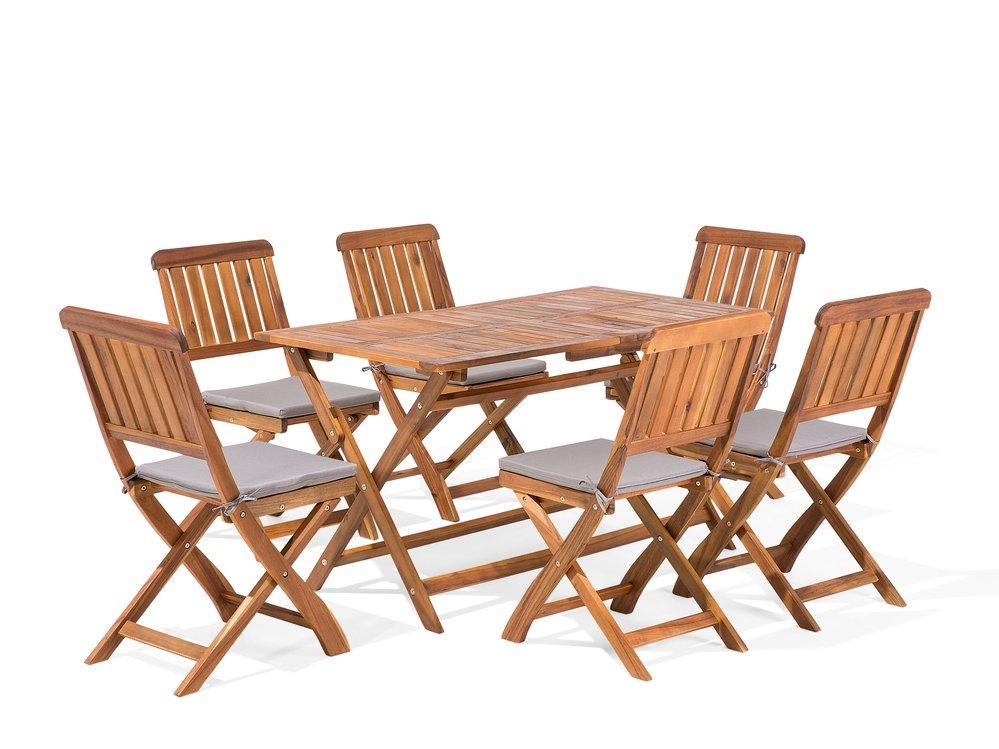 Holz Gartenmöbel Set Sale