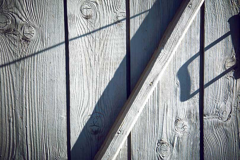 Holz Gartentor Bauen