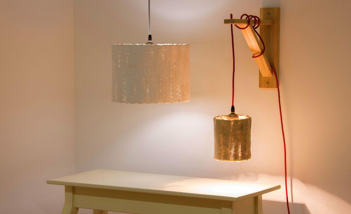 Holz Lampenschirm Basteln