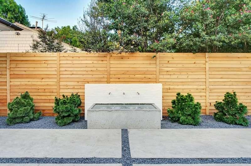 Holz Sichtschutz Selber Bauen