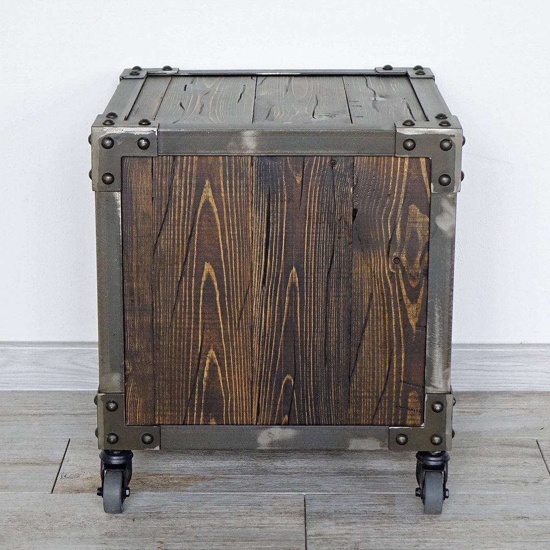 Holz Sideboard Industrial