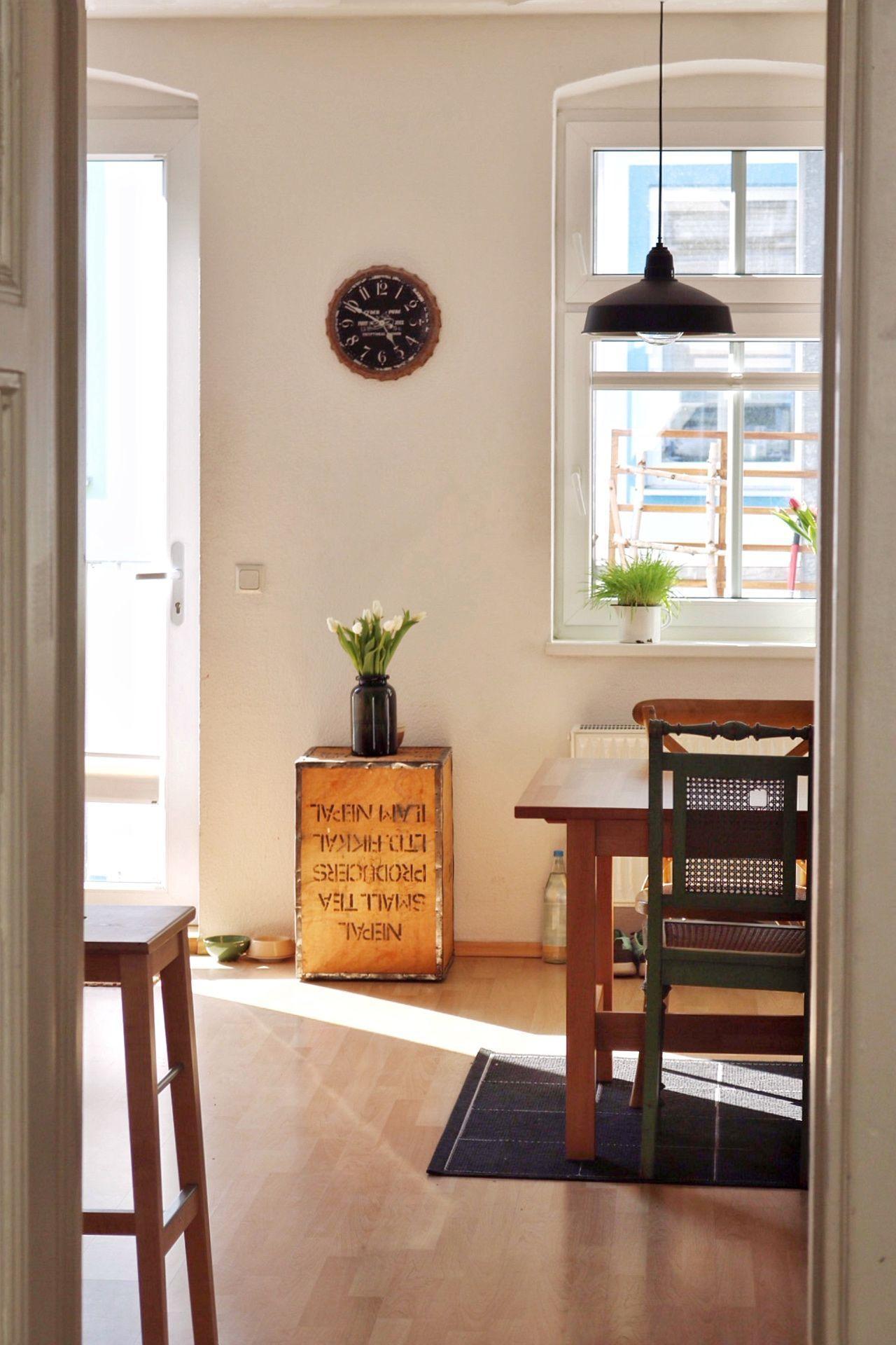 Holzkisten Dekorieren Wohnzimmer